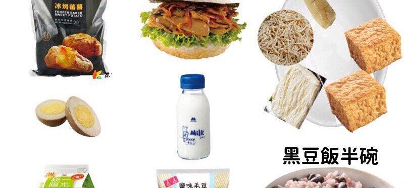 營養師教你素食減脂,素食減脂外食清單公開