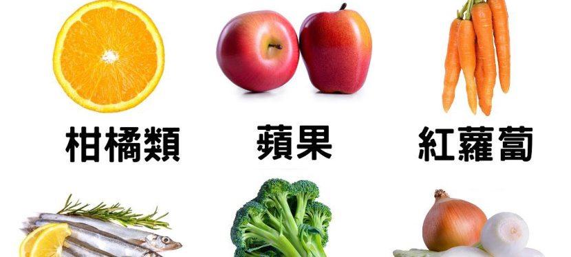 【肺炎預防保健】營養師整理六種保護呼吸道、增強免疫食物+便利商店防疫外食選擇